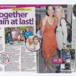 Denise Van Outen and Melanie Sykes
