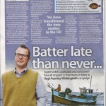 Hugh Fearnley-Whittingstall, Total TV Guide
