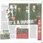 Ripper Street - on set with Matthew Macfadyen - Sun TV Magazine