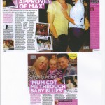 Mother's Day Special - Michelle Keegan and Steph Waring, Now magazine