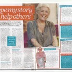 Lynda Bellingham will help others - Woman's Own