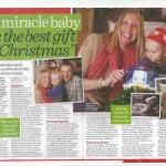 Miracle IVF baby for Christmas - Woman's Own